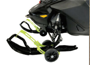 SPI SC-12010 ProTec Adjustable Snowmobile Dolly System- Pack of 2