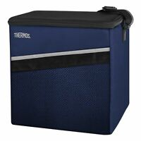 Thermos Kühltasche Classic Isolier Tasche Wasserdicht Blau 15 L 28 cm