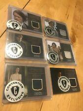 Outlander Season 3 Set of 6 Convention Wardrobe Cards - CE1 CE2 CE3 CE4 CE5 CE6