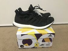 Adidas Ultra Boost 4.0 Black/White Speckle F36153 Men's Size 8, DS
