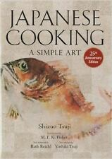 Japanese Cooking: A Simple Art: By Tsuji, Shizuo