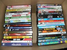DVD LOT You Choose / Pick any 6 Movies From List of over 175 DVDs