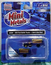 N Scale Classic Metal Works 1954 Ford Bottle Truck Limited Run Item #50384