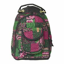 Donna Sharp Ziptop Backpack in Canterbury Pattern (SALE!)