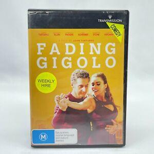 Fading Gigolo (DVD, 2013) Region 4 With John Turturro In Very Good Condition