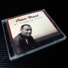 Adam Brand - My Acoustic Diary 1998-2013 AUSTRALIA CD Sealed NEW #17-4