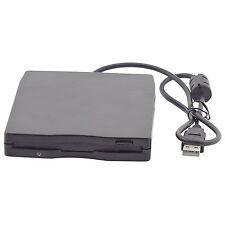 USB Portable 3.5″ External Floppy Disk Drive 1.44Mb Data Storage For PC Laptop