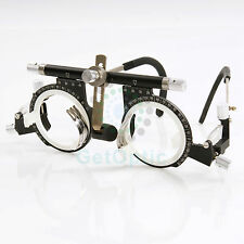 Professional Optic Optical Trial Lens Frame Eye Optometry Optician New