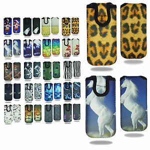Neoprene Case Cover For Apple iPod Touch 4th 5th Generation With Strap