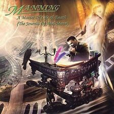 Guy Manning : A Matter Of Life And Death CD (2008)***NEW***