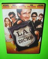 LA Dicks DVD Screener Dean Alioto Sarah Wynter Erik Palladino Michael Madsen