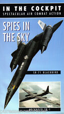 IN THE COCKPIT: SPIES IN THE SKY (PAL VHS Video)