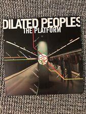 Dilated Peoples Lp The Platform 2000  V. G