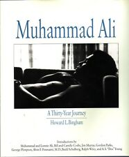 "Muhammad Ali ""A Thirty-Year Journey"" by Howard L. Bingham & Ali Autograph + more"