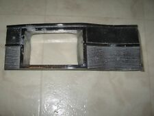 1964 65 66 FORD MUSTANG CONSOLE SHIFTER BEZEL C4ZB-7B233  B  AND  A ROUGH SHAPE