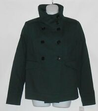 MNG by Mango Ladies Double Breasted Style Jacket Green Medium (M) NWT