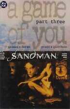 THE SANDMAN #34 VF+ - VF/NM NEIL GAIMAN VERTIGO