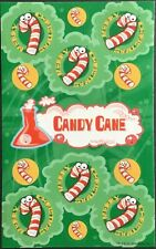 Dr. Stinky's Scratch & Sniff Stickers - Candy Cane - Excellent!!