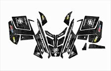 POLARIS RUSH PRO RMK ASSAULT 120 144 155 163 hood wrap kit DECAL kryptek typhon