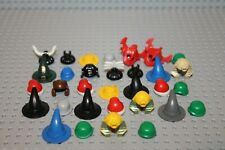 Lego Minifig Figur 32x Helm Hut hat Kopfbedeckung Indianer Soldat