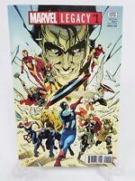 Marvel Legacy #1 Valerio Schiti Cover Retailer Variant Edition New Unread