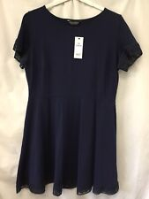 Dorothy Perkins Curve Skater Dress Size 20 New With Tags