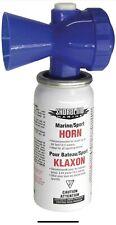 Shoreline Marine Klaxon Air Horn. Maritime/Sports. Boating Safety 1.4 oz