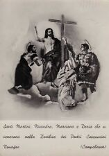 Venafro: the Holy Martyrs Nicander, Marciano and Daria 1967