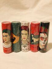 New Set Of 5 FRIDA KAHLO Lipstick - Sealed