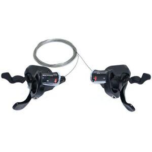 microSHIFT XE Marvo SL-M769 Thumb-Tap Shifter 3X9 Speed