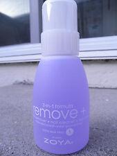 Zoya Remover Remove + 3-in-1 formula polish remover nail cleaner nail prep 8oz