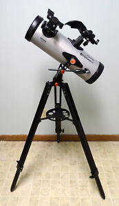 Celestron - StarSense Explorer LT 114mm Newtonian Reflector Telescope ..
