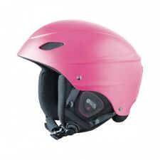 SKI SNOWBOARD HELMET DEMON PHANTOM AUDIO PINK XL 61 - 64 CM