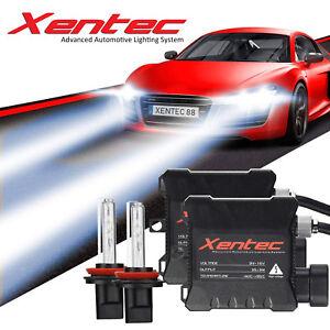 Xentec Xenon H4 Hi-Lo HID Kit ( Halogen High Lights + HID Low beam Light ) 6000K