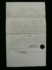 1801 MS Gamekeepers Appointment For Heligan & Clowance Estates Cornwall