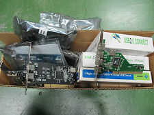 USED PCI USB 2.0 Cards VIA-NEC-Various Chipsets  (F03)