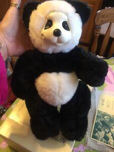 NRFB~Robert Raikes Panda- Ping Pong LTD ED #8061500 W/ Orig Box, COA, Wooden Tag