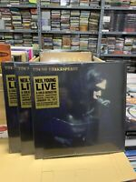 Neil Young Live 22/01/1971 LP Young Shakespeare Versiegelt 2021