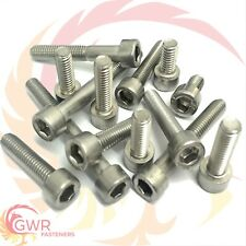 M4 M5 M6 M8 A2 Stainless Steel Allen Bolts Socket Cap Screws Hex Head DIN 912