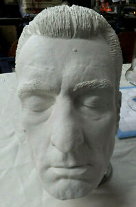 Casting face of Robert De Niro, From the Haunted Studio Collection,