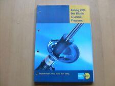 Bilstein  Zuordnungsliste  2001  Katalog gebraucht für Oldtimer