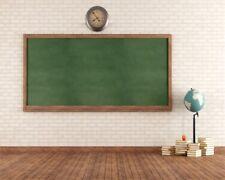 5x4ft Baby Photography Vinyl Backgrounds School Blackboard Photo Studio Backdrop