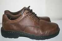 GBX Men's Lace-up Casual Shoes, Brown Size 8