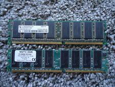 2 x DDR PC333Mhz 512MB Arbeitsspeicher