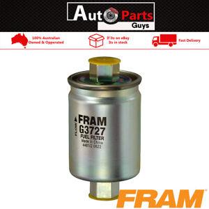 Fram Fuel Filter G3727 Same As Ryco Z479 fits Land Rover Discovery, Freelander
