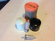 83-337 Air Filter 83-180 83-327 Two Oil Filter Intrupa BF7686 Baldwin Set of Two