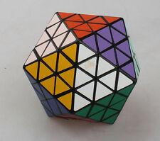 Black 20 Face MF8 & Eitan's Star II Oskar's Icosaix magic cube Icosahedron V2