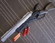 Shotgun Sawed Off Double Barrel Dart Painted Costume Dead Nerf Halloween