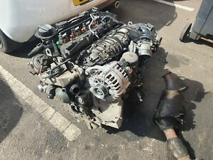 Bmw N47 Engine With Only 97000 Miles