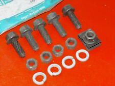 NOS GM 1991-1994 Chevrolet GMC Oldsmobile front bumper bracket hardware 15590207